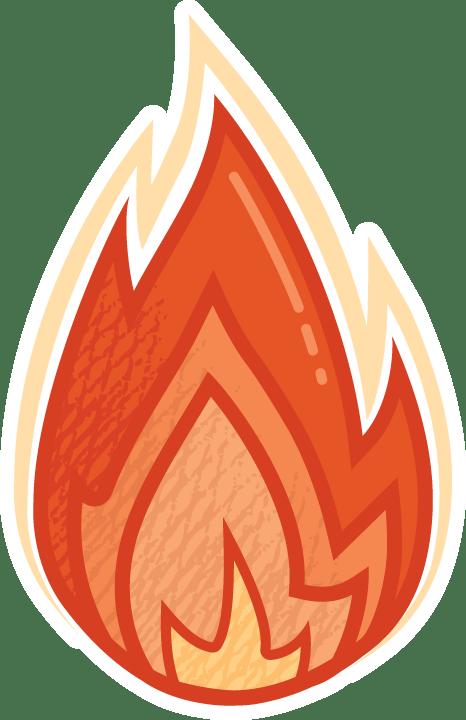 Heat Treatment white outline